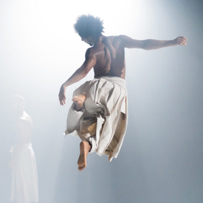What the day owes to the night by Compagnie Hervé KOUBI. Photo: Olivier Souliei