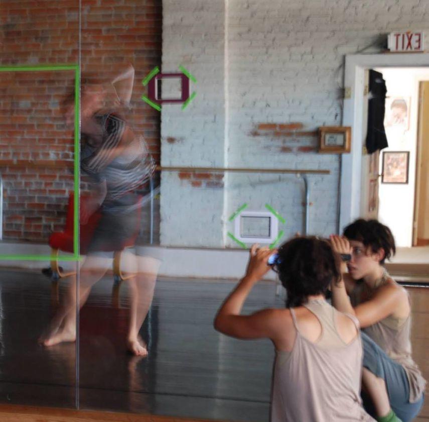 Dance Days 21 Event: Make a Dance Film