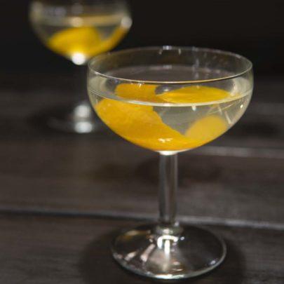 Night Moves cocktail by Cascadia Liquor
