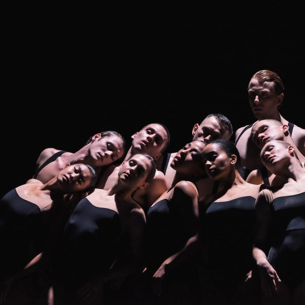 Ballet BC in Bedroom Folk