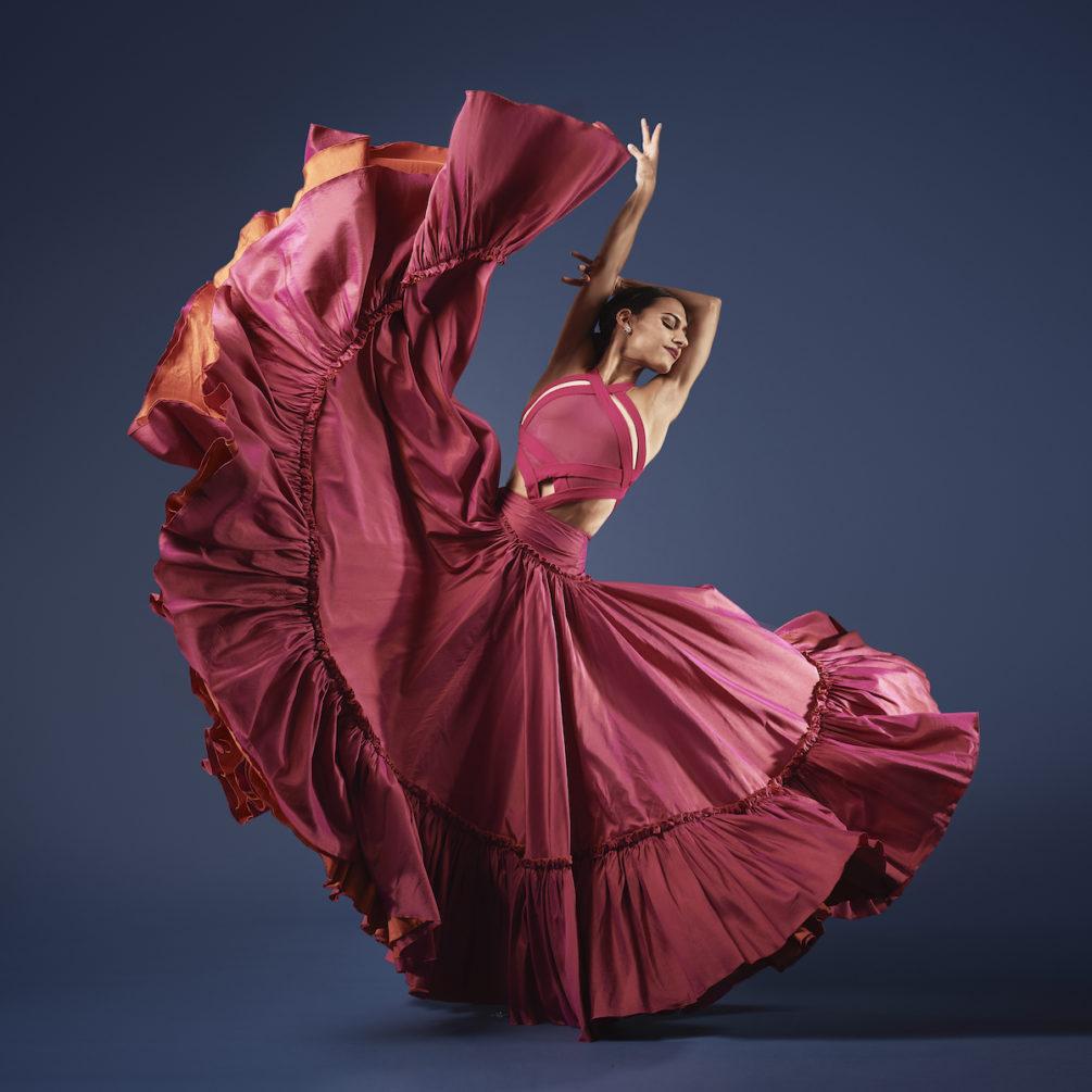 Ballet Hispanico dancer Melissa Verdecia