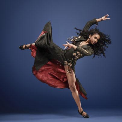 Ballet Hispanico dancer Dandara Veiga