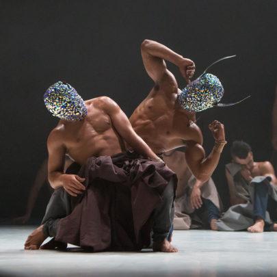 Barbarian Nights by Compagnie Hervé KOUBI