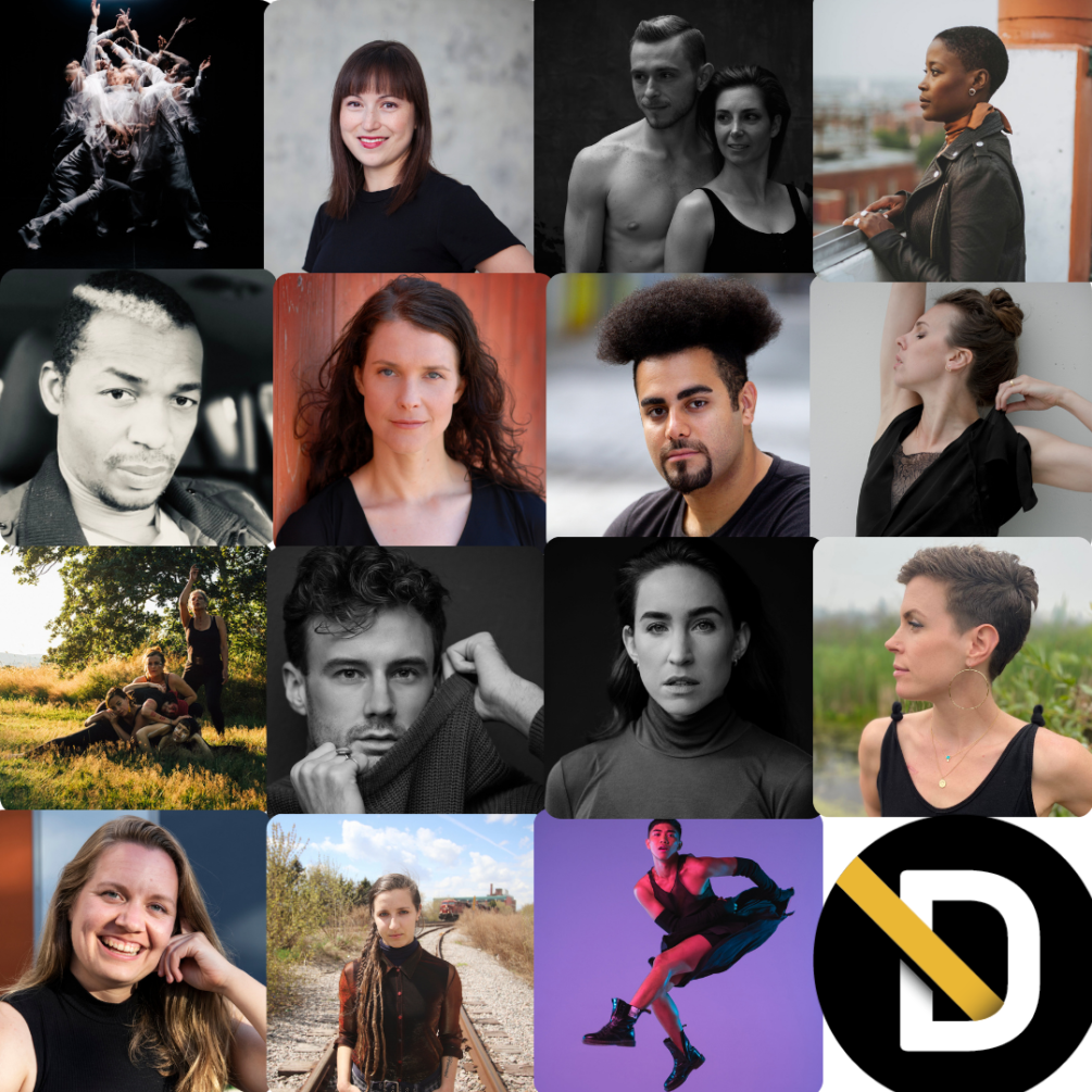2021/22 Residency Artists