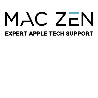 Mac Zen logo