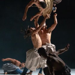 Barbarian Nights by Compagnie Hervé KOUBI. Photo: Didier Philispart