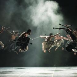 Barbarian Nights by Compagnie Hervé KOUBI. Photo: Pierangela Flisi