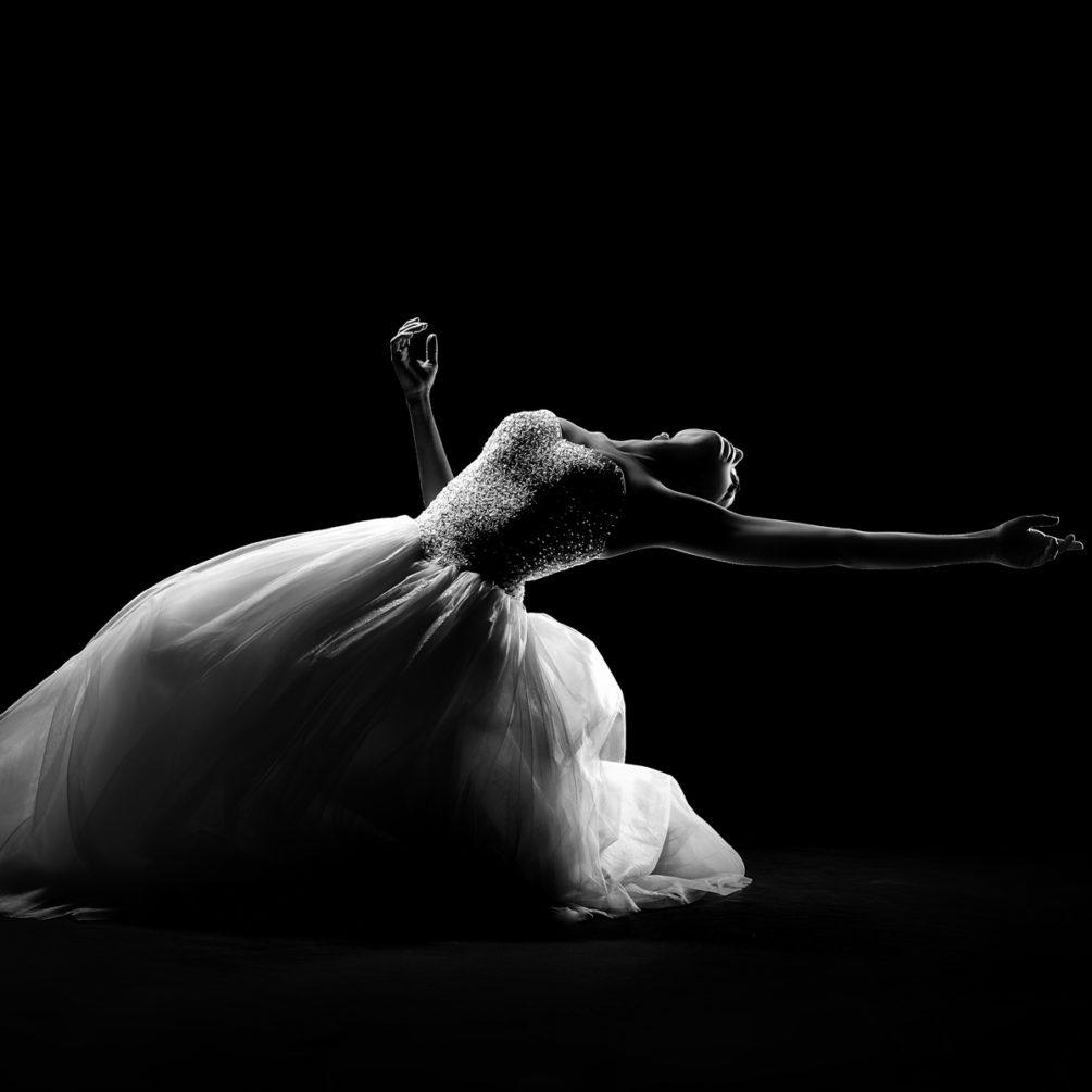 Ballet Hispánico Dancer Amanda Delvalle